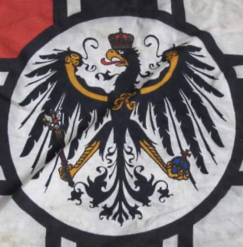 Imperial German war flag