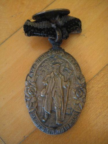 Unknown - WW1 P.O.W. Medal