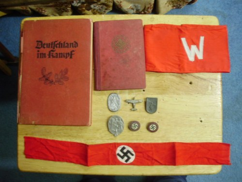 militaria group for trade