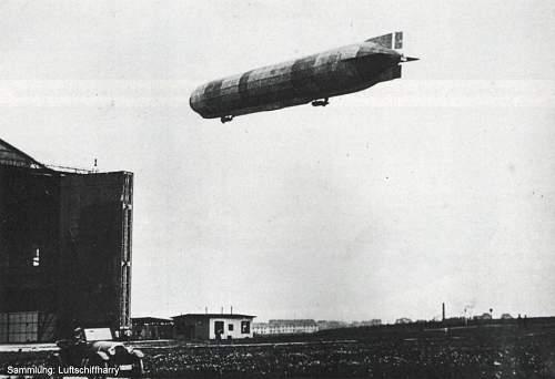 Zeppelin relics