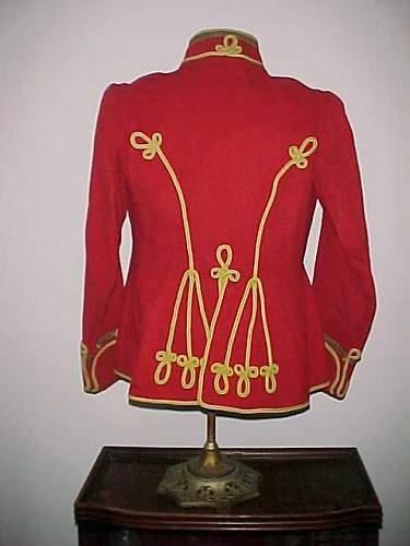 Imperial Hussars Atilla Jacket