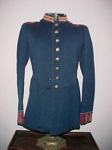 Another Imperial tunic
