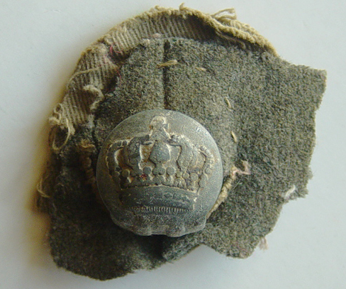Button from an M1915 tunic