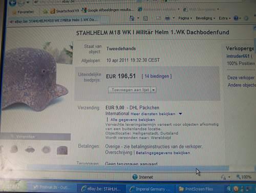WWI Imperial Germany fake database