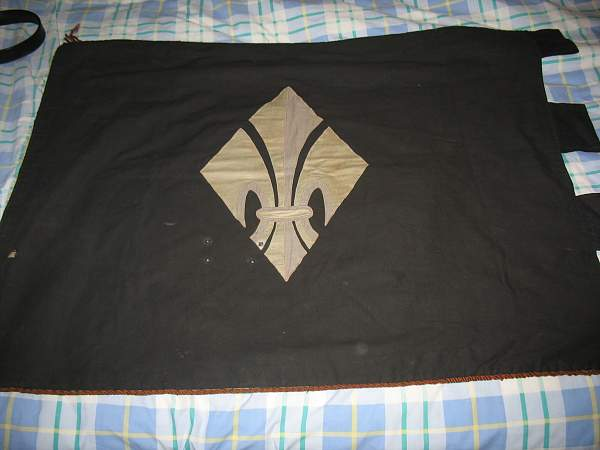 Can anyone assist me in identifying this flag?