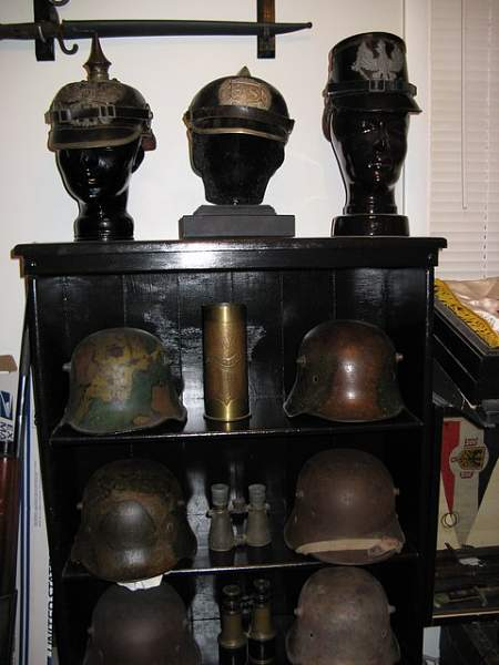 My small WWI collection