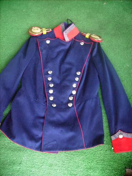 Pre War Ulanen Tunic
