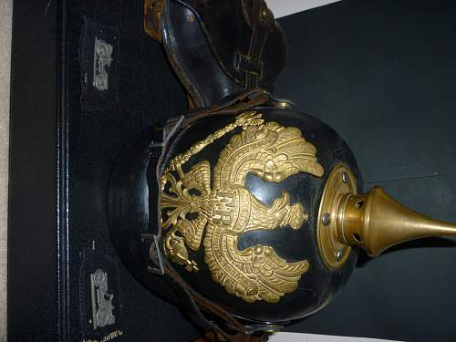 Some Prussian Family items