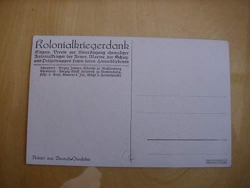 Photo-Death Card-Field Post Thread!