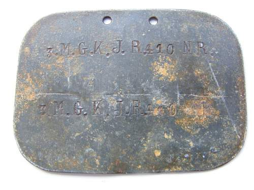 I.D Disc