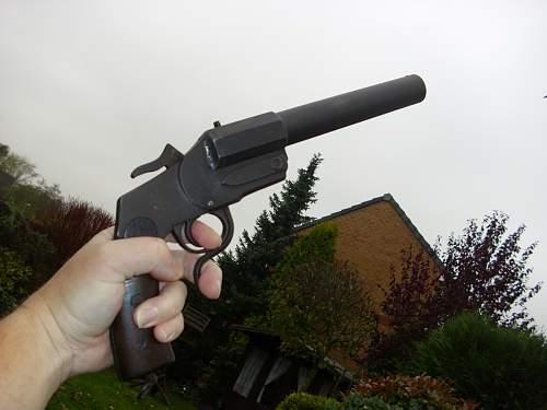 M1894 Hebel Flare gun