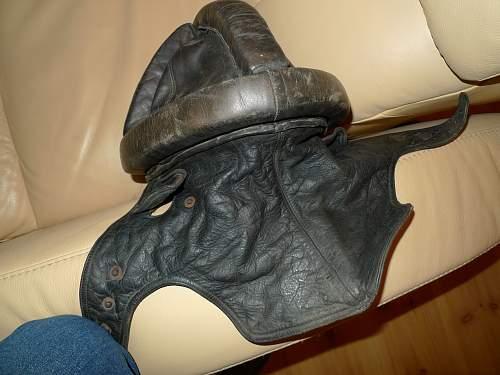 Flying helmet: opinions please