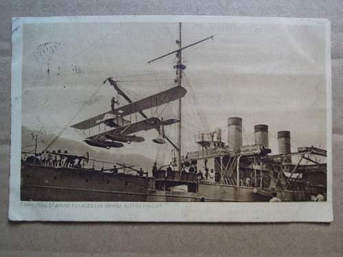 Click image for larger version.  Name:Franz.Marine Flugzeug 1917 (front).JPG Views:160 Size:181.9 KB ID:306858