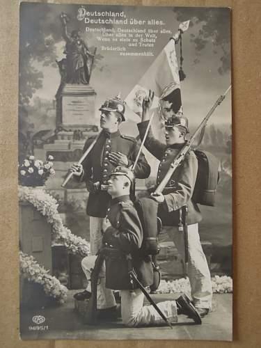 Click image for larger version.  Name:Deutschland über alles - Patriotika 1915 (front).JPG Views:601 Size:194.3 KB ID:311122