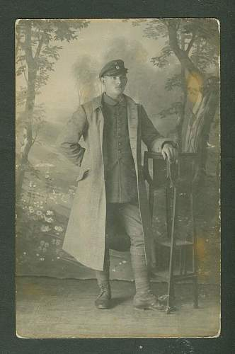 Here is another WW 1 German