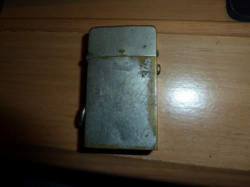 1918 lighter - pat.ang.ges.gesch  RK