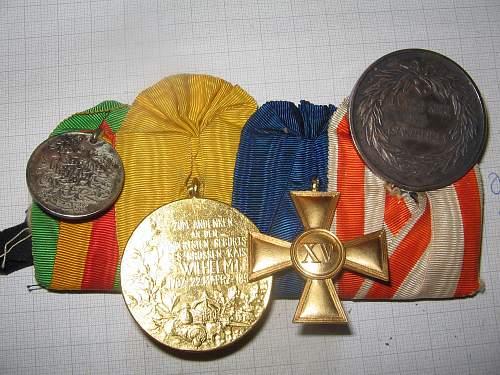 Unknown Medalbar...???