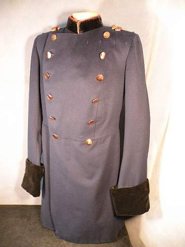 imperial german infantry tunic