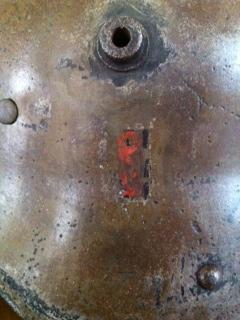 i.d of markings needed on German m16 stahlhelm