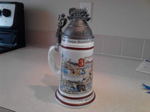 Imperial army stein