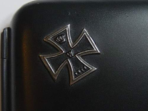 Click image for larger version.  Name:WW1 Imperial German cigarette case. 002.jpg Views:1305 Size:222.5 KB ID:34189