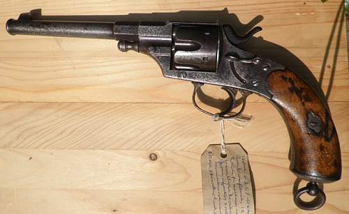 Commission Revolver M79 - Help with unit markings