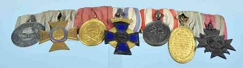 Unknown - WW1 Ordenspange