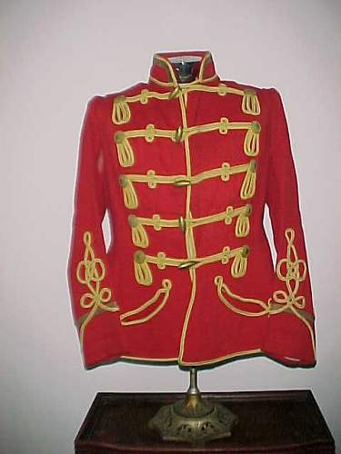 Imperial German Hussar Uniform?