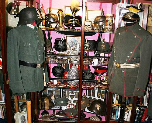 Entire WW1 German collection for sale !