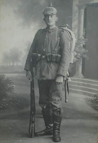 German Armeedolch