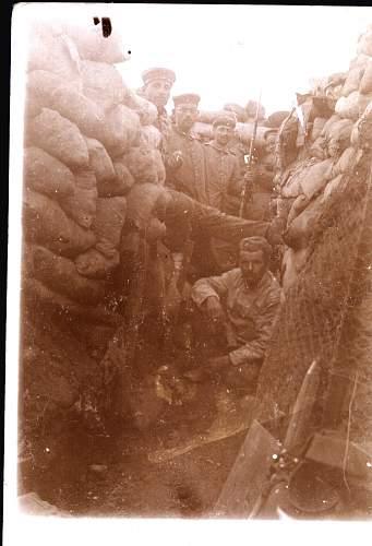 WW1 German  ...... Postcards home