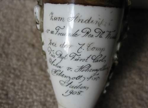 pickelhaube pipe