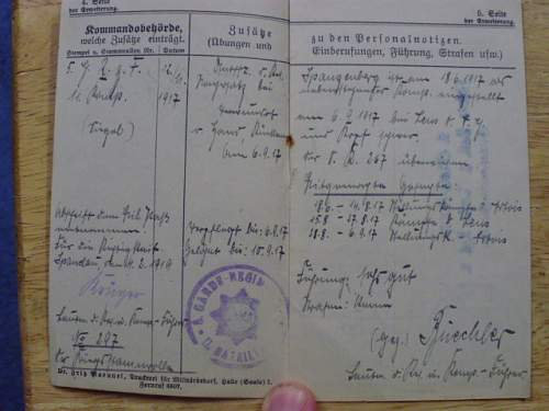 imperial german soldier research