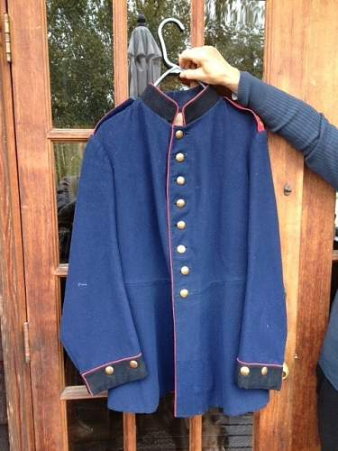 Prussian Tunic