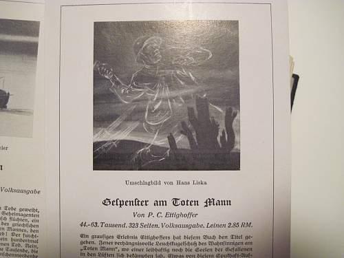 Signed German book