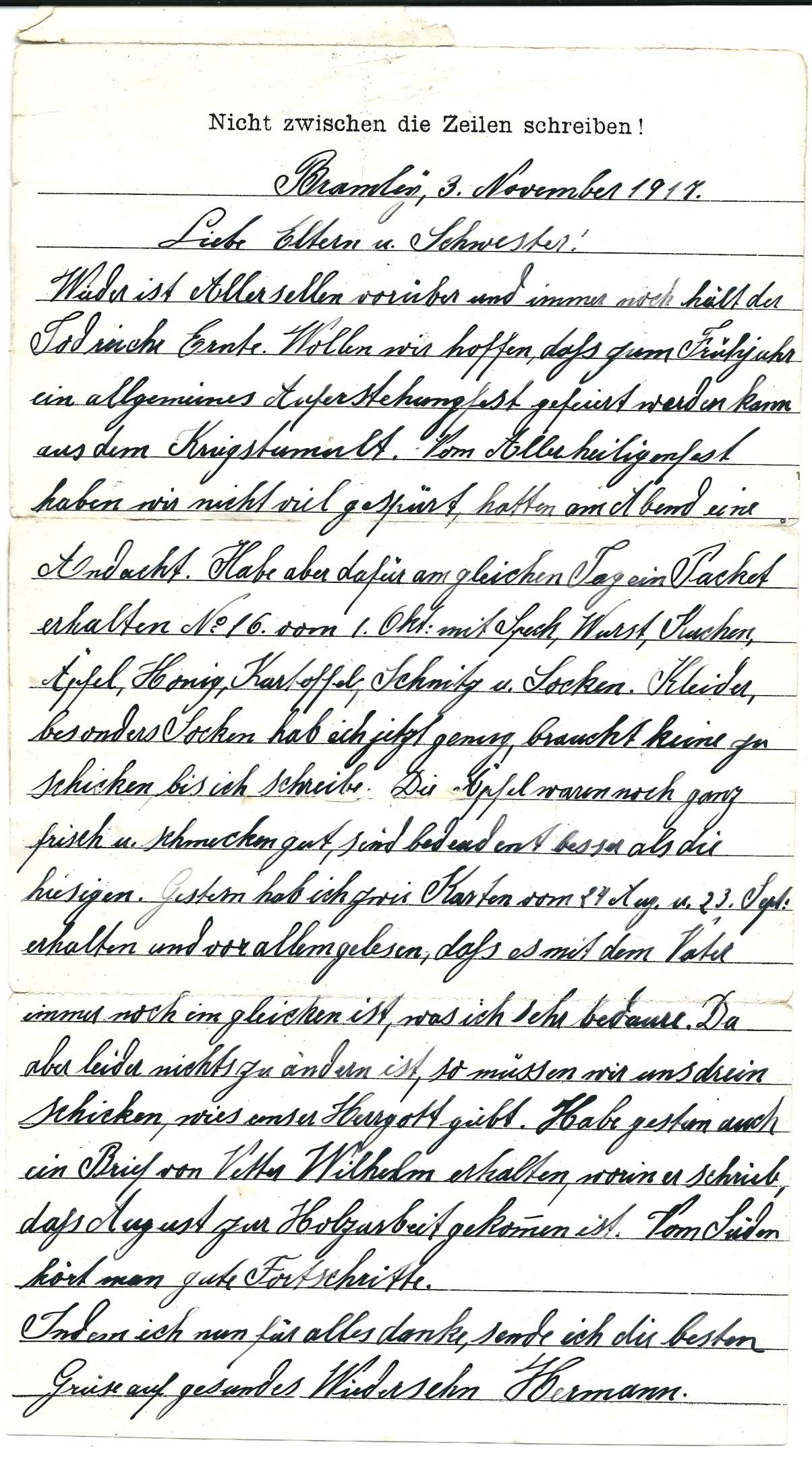 Need help selection of 10 ww1 german pow letters page 2 selection of 10 ww1 german pow letters kristyandbryce Images
