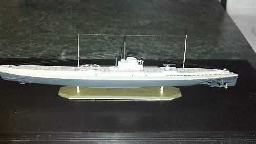 SM U-35 Submarine