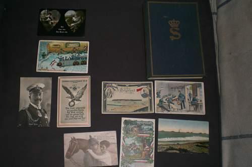 Art Regt 10  Regt history + some Feldpost