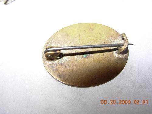Unidentified Pin