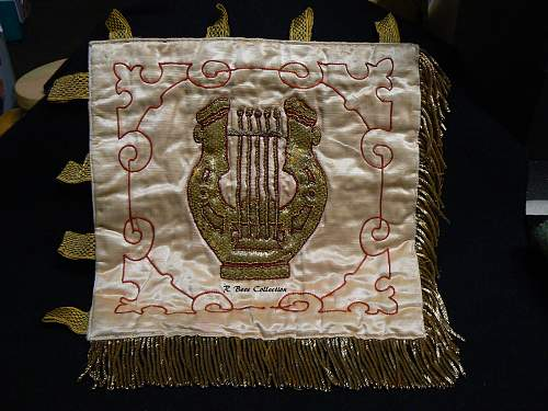 Imperial Table Flag
