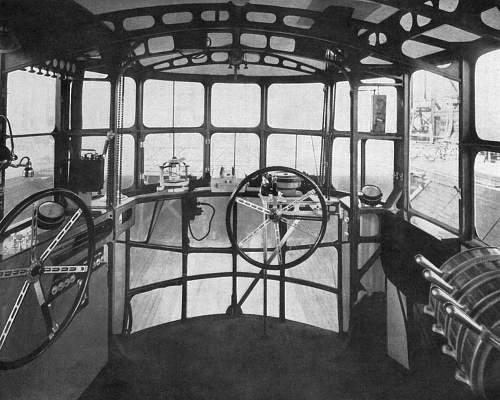 Carl Bamberg M1690 Seekartekompass  Kaiserliche Marine ( M1903)