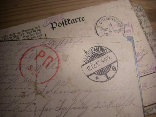 Postcard, unkown stamp