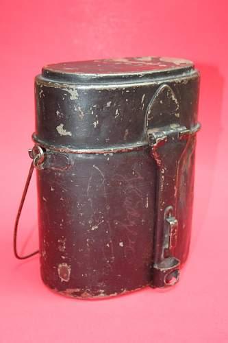 WW1 Mess Tin - Maker ?