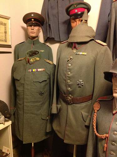Imperial German Tunics, lets see yours