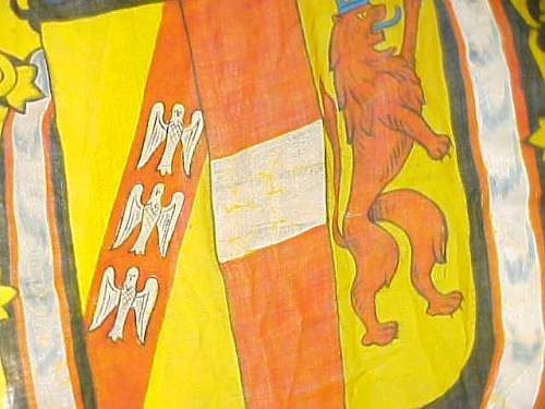 Any guess on this huge flag/banner?