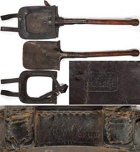 Imperial German Entrenching Tool?