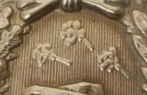 Imperial kampfwagenabzeichen
