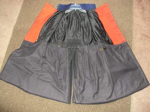 Ww1 german imperial frock coat ??