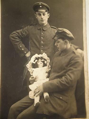 Hans und Franz have big plans after the war...