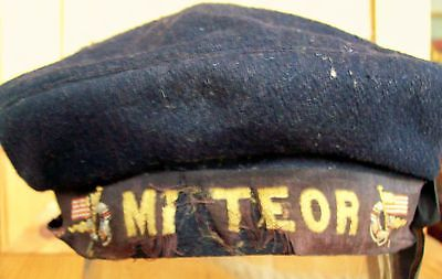 WW1 Imperial German Navy Ratings Cap